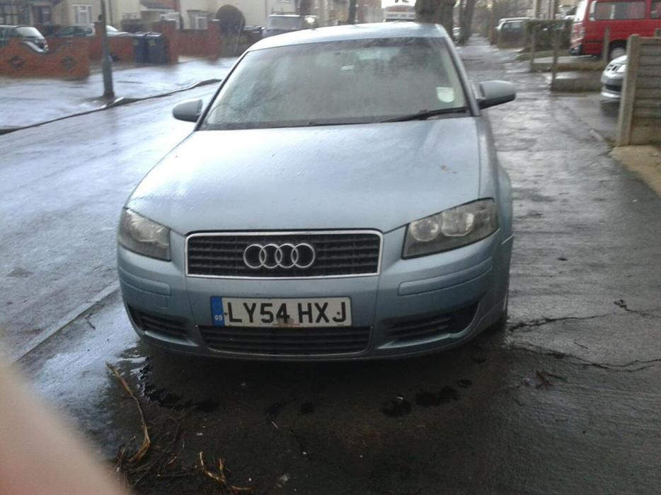 54 Plate Audi A3 Auto Read Ad Fully Plz 163 1000 Other