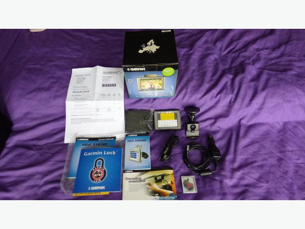 garmin nuvi can 310 manual