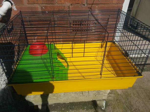 For sale savic nero 2 de luxe guinea pig cage walsall for Guinea pig and cage for sale