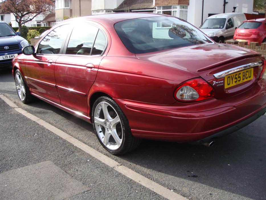 jaguar x type 3 0 v6 sport premium 2006 wolverhampton dudley. Black Bedroom Furniture Sets. Home Design Ideas