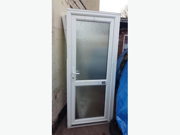 Upvc door bilston wolverhampton for Ready made upvc doors