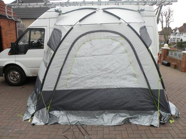 Sunncamp Scenic plus porch awning DUDLEY, Dudley