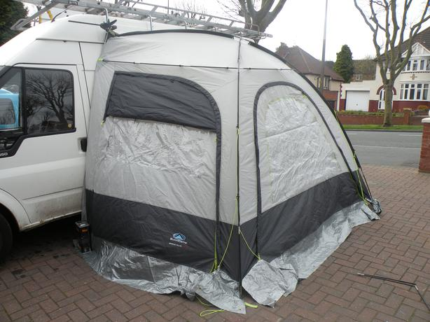 Sunncamp Scenic Plus Porch Awning DUDLEY Wolverhampton