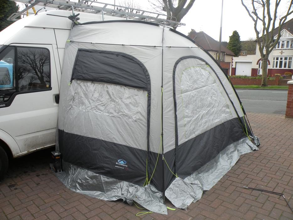 Sunncamp Scenic plus porch awning DUDLEY, Sandwell