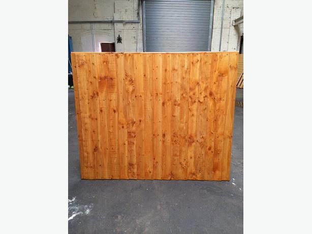 Fence panels from