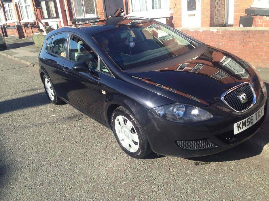 seat leon 1 9 tdi wolverhampton dudley. Black Bedroom Furniture Sets. Home Design Ideas