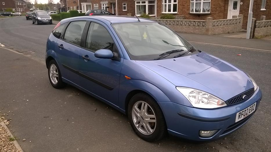 2002 Ford Focus 1 8 12 Months Mot New Clutch Mint 163 750