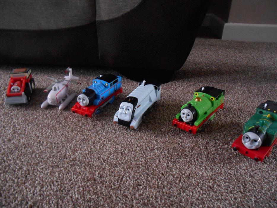 thomas the tank engine train track instructions