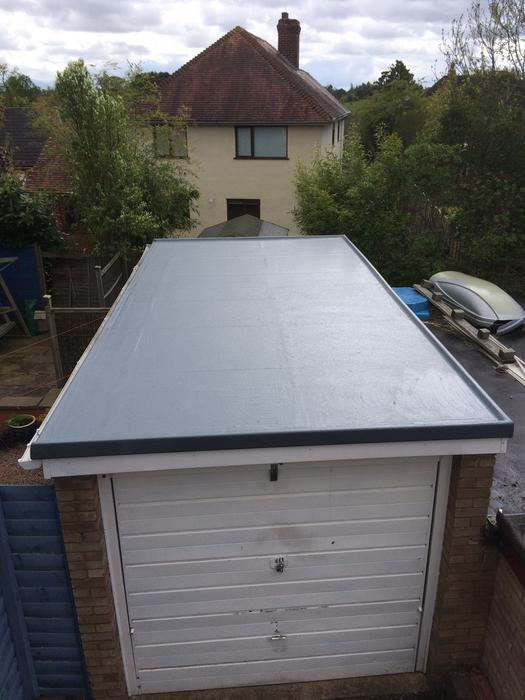Fibreglass Flat Roofing And Pond Lining Sutton Coldfield Birmingham Mobile