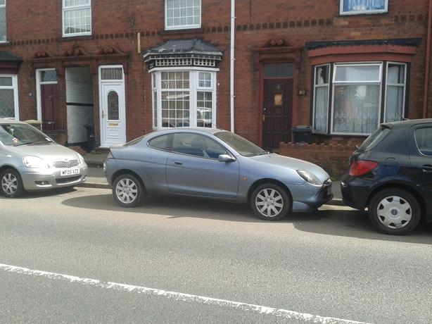 ford puma 1 6 coupe 3 door 51 plate brierley hill dudley. Black Bedroom Furniture Sets. Home Design Ideas