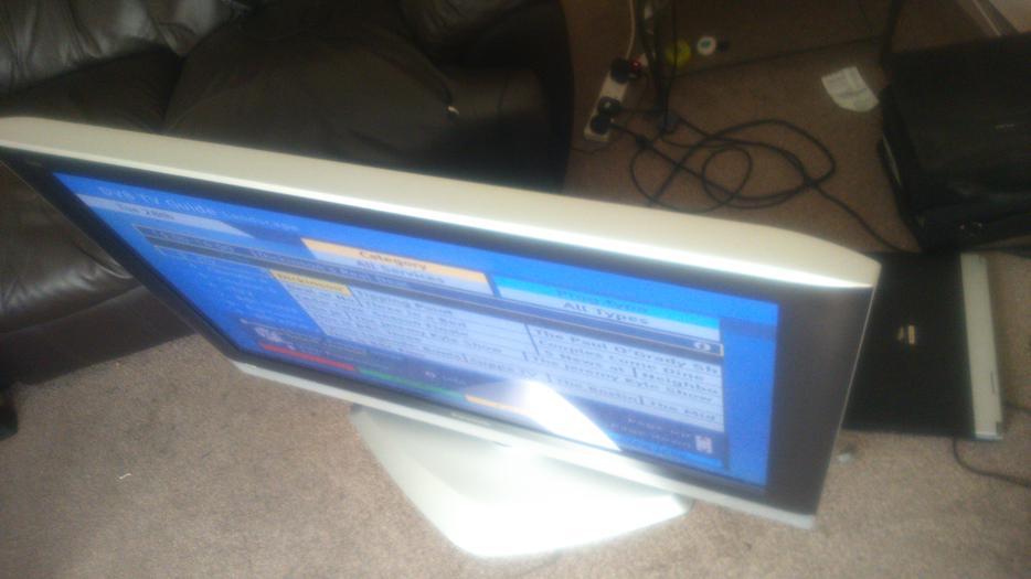 panasonic viera flat screen tv manual