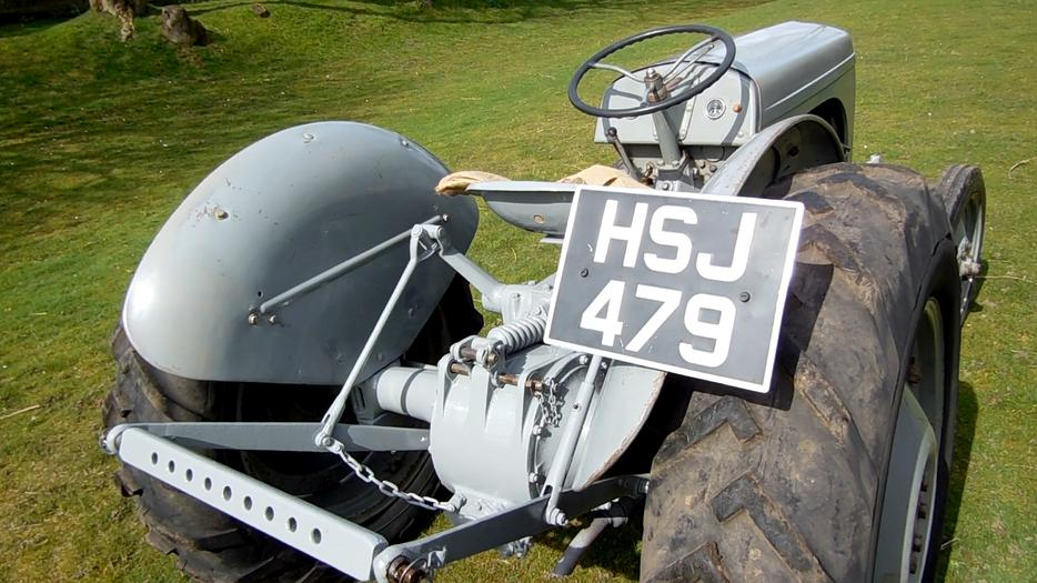 Ferguson TE20 Tractor (1947) WOLVERHAMPTON, Dudley