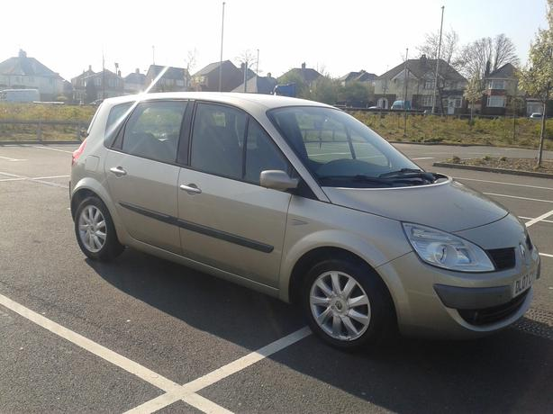 renault scenic 1 6 dynamique 2007 dudley dudley. Black Bedroom Furniture Sets. Home Design Ideas