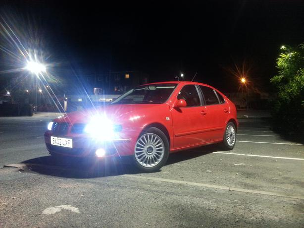 seat leon cupra 1 8 20v turbo 180 bhp swaps walsall. Black Bedroom Furniture Sets. Home Design Ideas