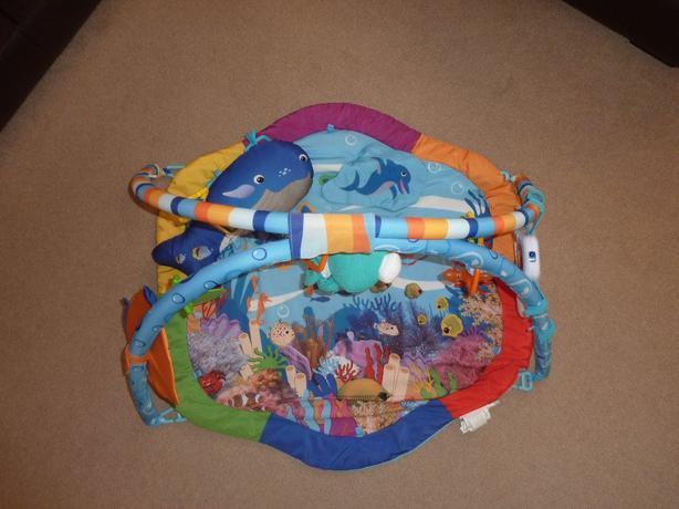 58b4798c1 Baby Einstein - Baby neptune ocean adventure play gym Gloucester ...