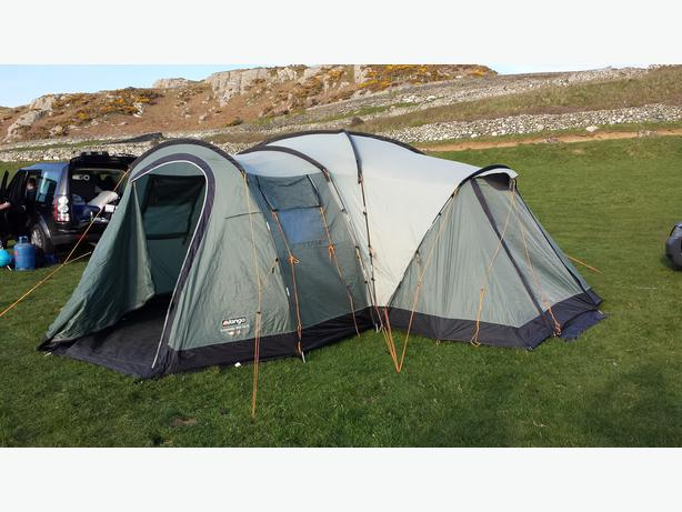 vango colorado 800 DLX 8 man 3/4 bedroom tent & vango colorado 800 DLX 8 man 3/4 bedroom tent Stourbridge ...