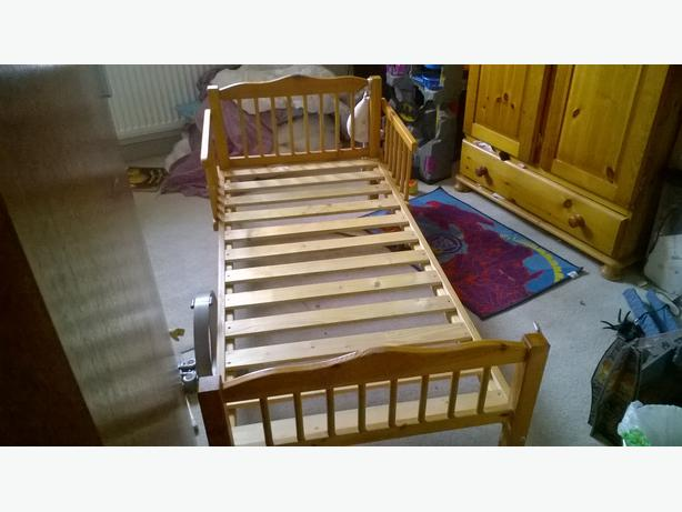 Toddler Bed Sedgley Dudley