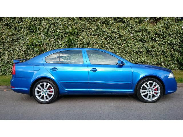 2007 Skoda Octavia 2 0 Tdi Pd Vrs Outside Black