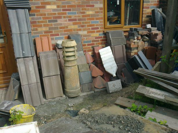 Chimney Construction Materials : Building materials darlaston dudley