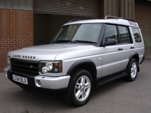 land rover discovery 2 5 td5 landmark 5dr 7 seat auto. Black Bedroom Furniture Sets. Home Design Ideas