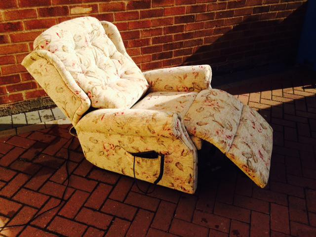 Rise And Recline Electric Chair Walsall Dudley
