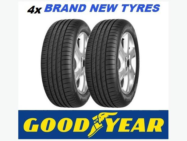 4x goodyear efficientgrip performance 205 55 r16 91v set of four tyres darlaston wolverhampton. Black Bedroom Furniture Sets. Home Design Ideas