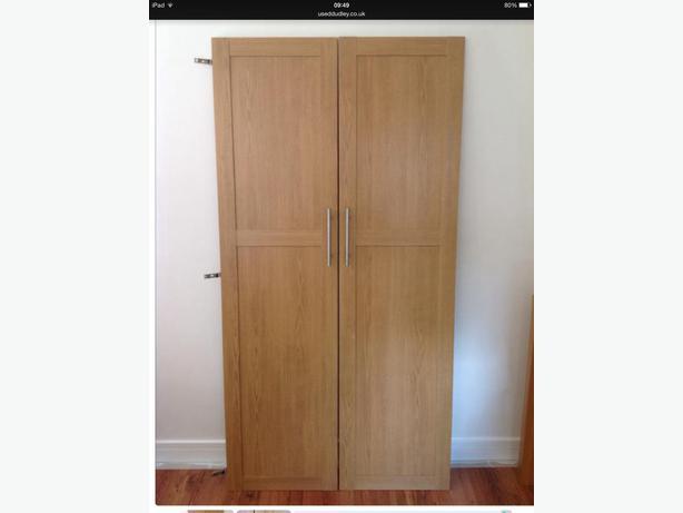 free ikea pax wardrobe doors only not whole wardrobe
