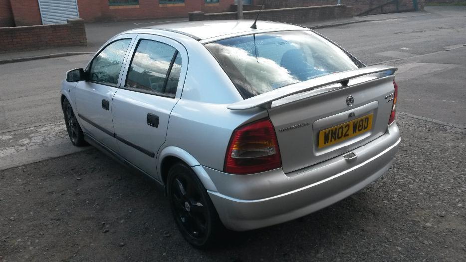 Vauxhall Astra 2 0 Dti Dudley Wolverhampton