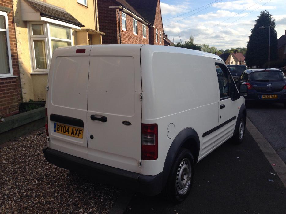 ford transit connect 2004 tddi oldbury wolverhampton. Black Bedroom Furniture Sets. Home Design Ideas