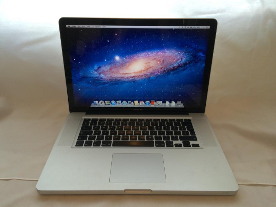 Apple Macbook Pro 2012 15 4 Hd Screen Intel Core I7 2 3ghz