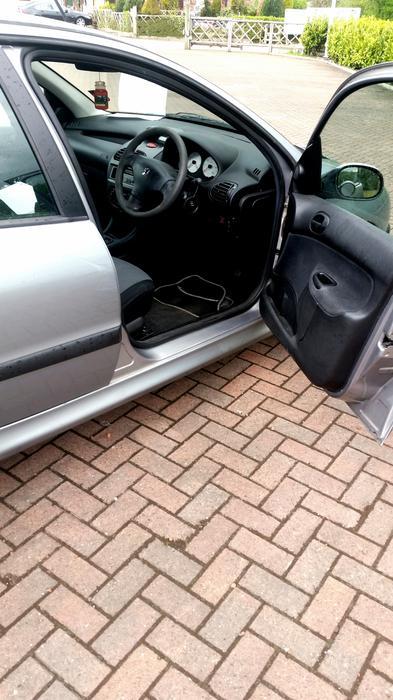 2005 Peugeot 206 S 1 4l Bloxwich Dudley