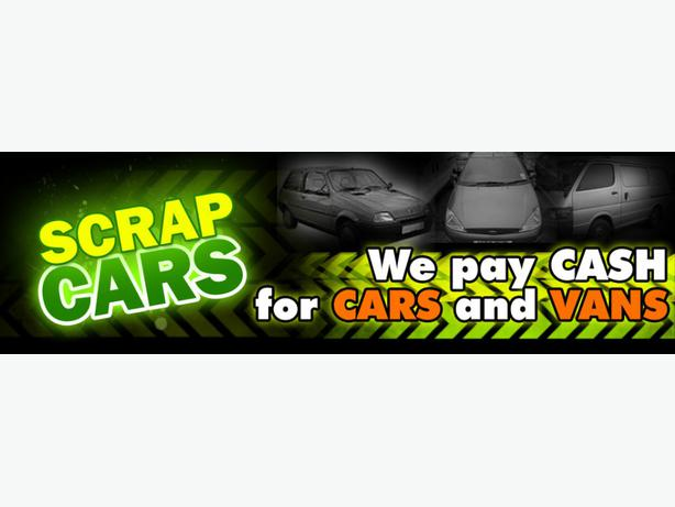 Scrap Cars And Vans Wanted Great Barr Sandwell