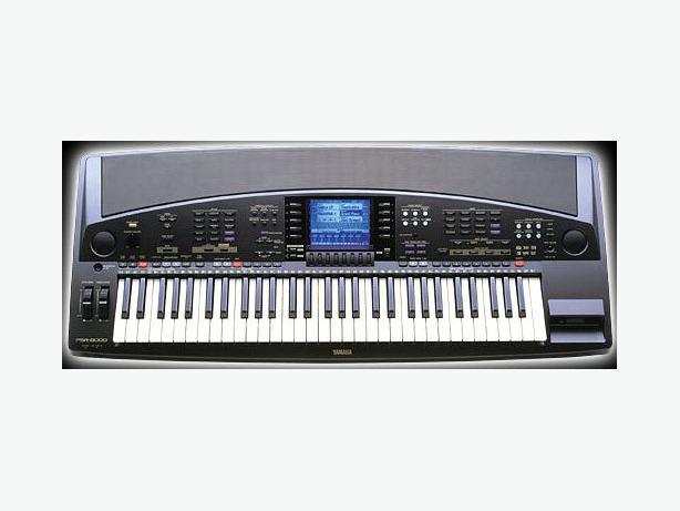 yamaha psr 8000 professional keyboard workstation walsall dudley. Black Bedroom Furniture Sets. Home Design Ideas