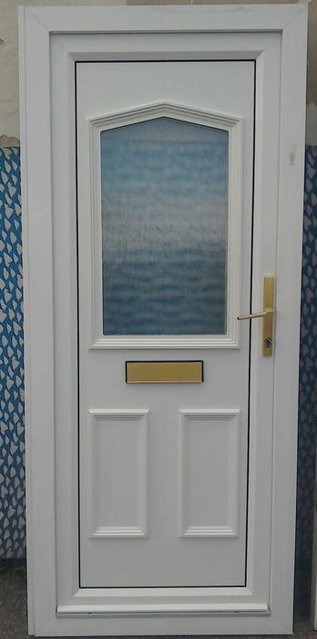 upvc front or back door plus frame key sandwell dudley