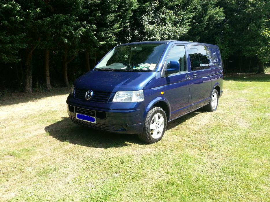 vw t5 transporter kombi t30 2004 3000 wolverhampton sandwell. Black Bedroom Furniture Sets. Home Design Ideas