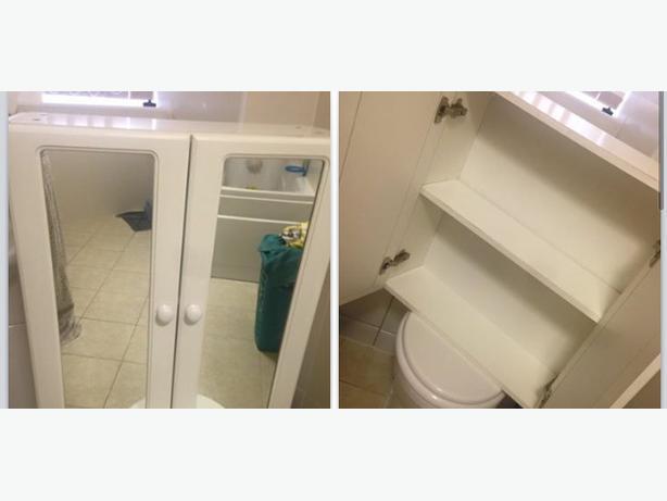 bathroom wall mirror cabinet bilston wolverhampton