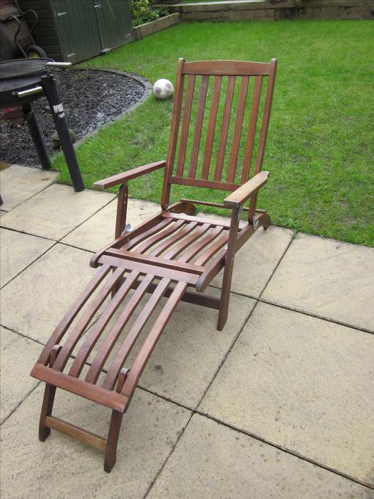 Hardwood Steamer Chairs Wolverhampton Wolverhampton