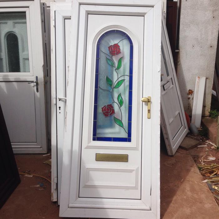 Mobile Home Front Doors: Upvc Door WALSALL, Dudley