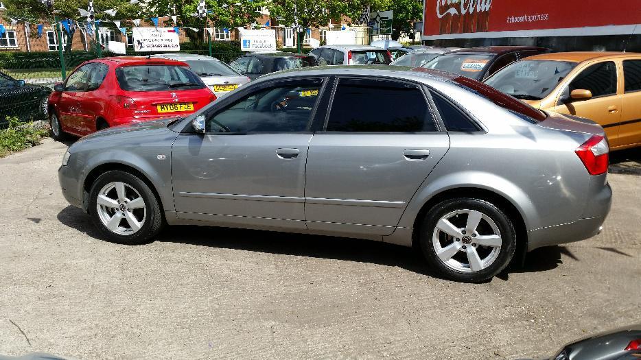 Audi A4 2 0l Se Low Miles Sandwell Wolverhampton