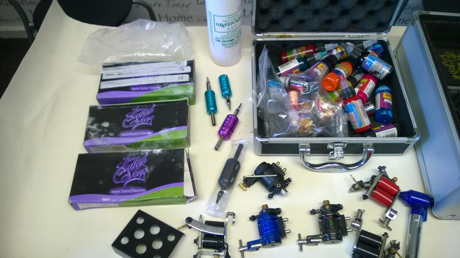 Tattoo equipment outside black country region wolverhampton for Classified tattoo supply