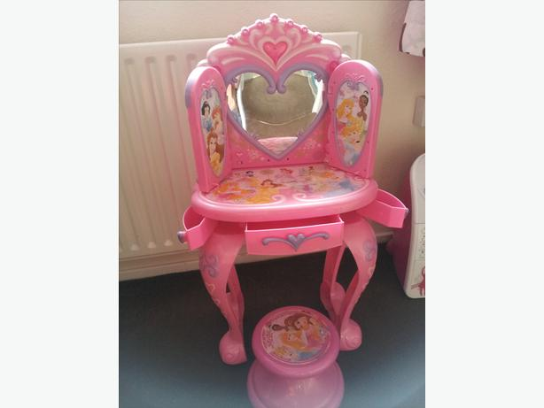 Disney Pricess Dressing Table Dudley Dudley
