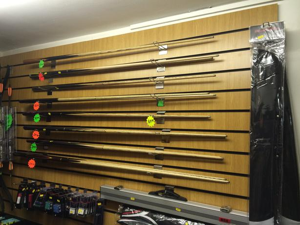Snooker & Pool Range @ Proline Tackle & Target Sports