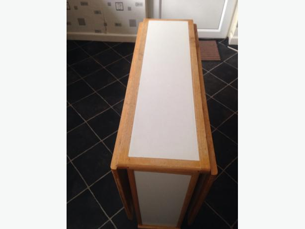 folding table with chair storage bloxwich wolverhampton