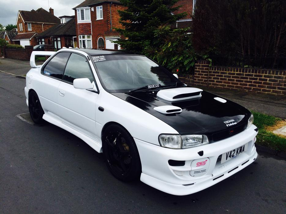 £2,800 · Subaru Impreza turbo 3dr converted swap today or cheap car n cash