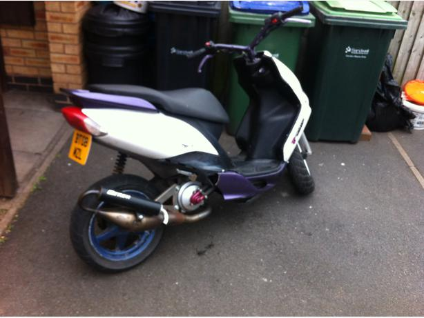  Log In needed £123,456 · FOR-TRADE: Yamaha jogg rr lc 70 reg as 50 ANIMAL