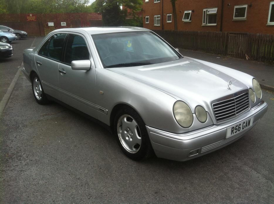 1998 r mercedes e300 td diesel avangard auto smethwick dudley for 1998 mercedes benz e300 turbo diesel