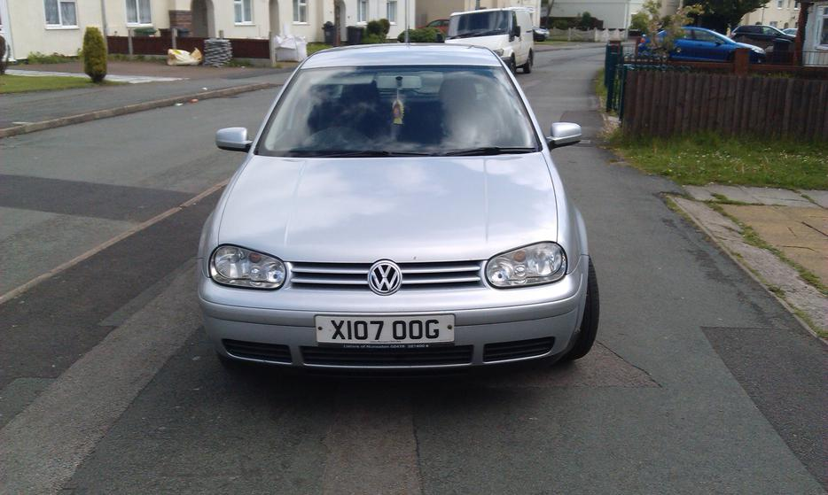 volkswagen golf mk4 sdi 1 9 long mot till 2016 just had service wolverhampton dudley. Black Bedroom Furniture Sets. Home Design Ideas