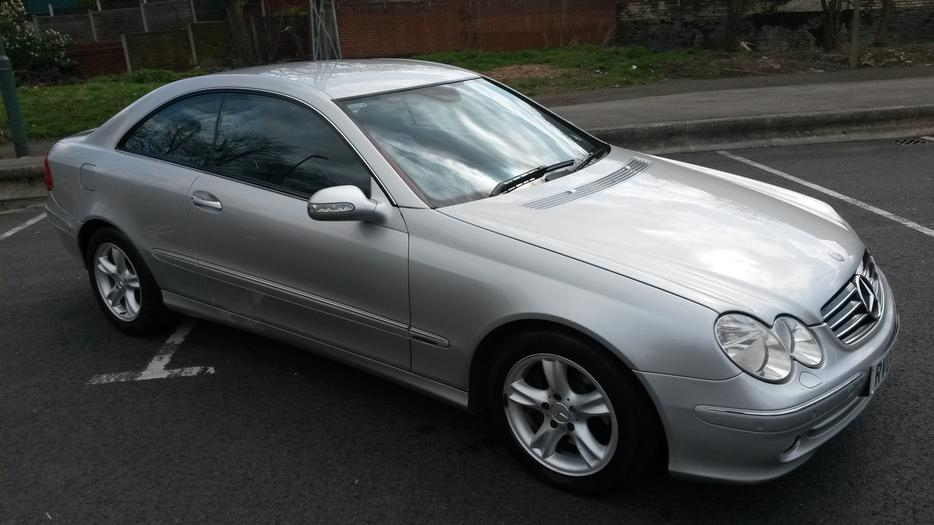 mercedes clk 270 cdi avantgarde willenhall wolverhampton. Black Bedroom Furniture Sets. Home Design Ideas