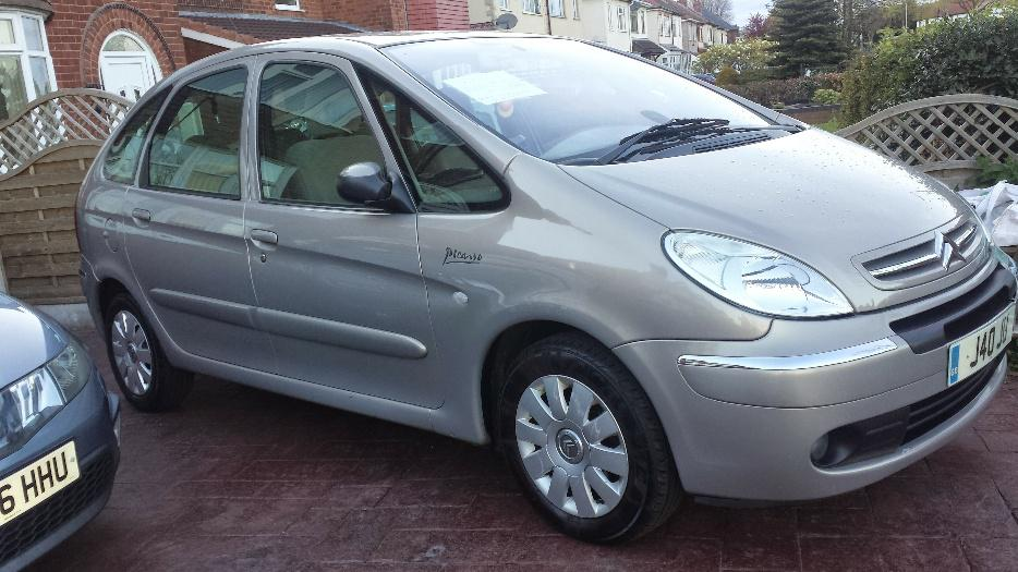citroen xsara picasso 2l hdi wednesfield wolverhampton. Black Bedroom Furniture Sets. Home Design Ideas