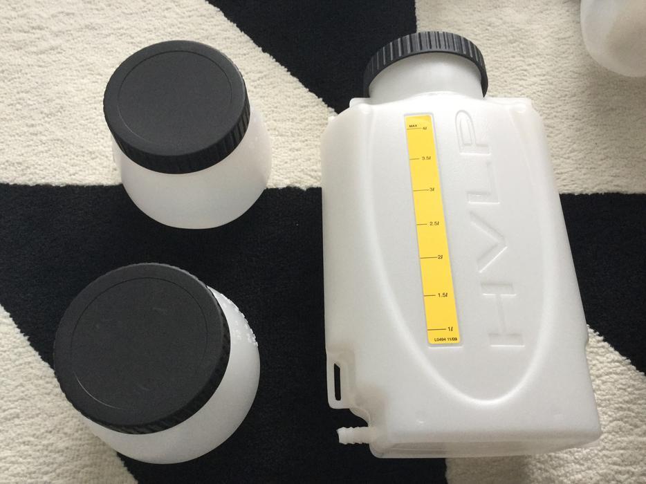earlex paint spray station 3900 2x spray guns new walsall. Black Bedroom Furniture Sets. Home Design Ideas